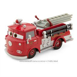 Disnay Car 2 Тачки . McQueen, Sheriff, RED, Mater, Франческо. Металлические