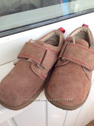 Замшевые туфли KAI от See Kai Run мальчику