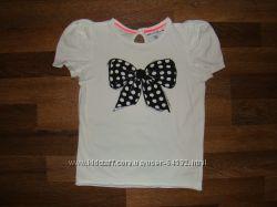 фирменные футболки для девочки