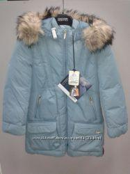 Geox Respira удлиненная, курточка- полупальто для девочки