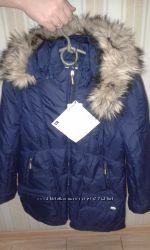 Куртка-полупальто GEOX Respira для девочки, качество   выше цены