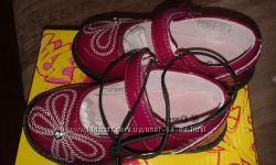 очаровательные туфельки  RONZO KIDS р 25