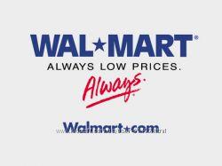 Заказы с  сайта  Walmart