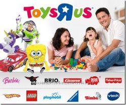 ToysRus великолепие игрушек. Выкупаю каждый день