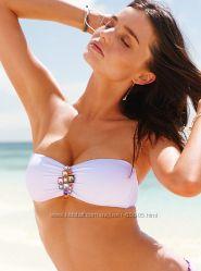 Продам новый стильный купальник VICTORIAS SECRET Bandeau Top
