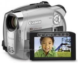 Продам видеокамеру Canon DC220