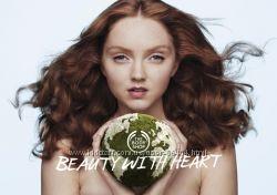 Косметика The Body Shop Боди Шоп-приятно удивитесь