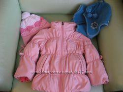 Зимняя пуховая куртка ТМ Jesica