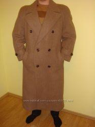 Мужское классическое пальто 50 разм