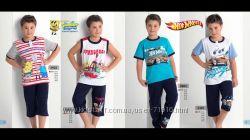 СП детских пижам 2 Даша Тачки Губка Боб