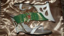 Продам шикарные сабо-босоножки Dibrera 39 размер