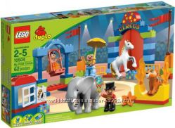 Раритет LEGO DUPLO 10504 Мой первый цирк