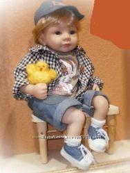 Эми и Майкл - куклы, как дети
