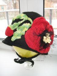 шляпка для маленькой леди
