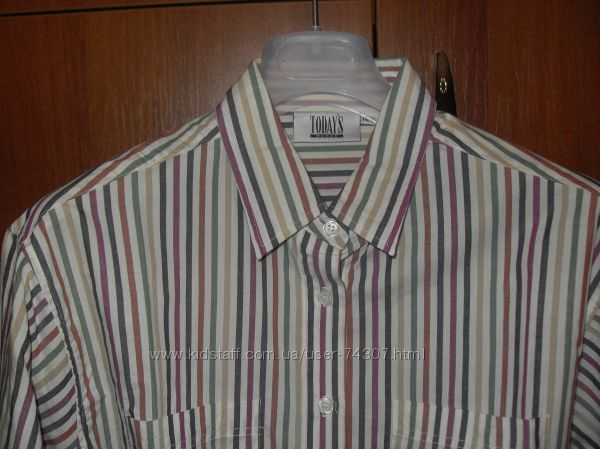 Классная рубашка Todays Woman р. 50-52, Англия
