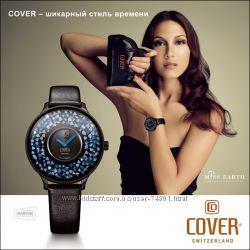 Вся коллекция швейцарских часов COVER оригинал - скидки
