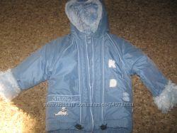 зимняя куртка 110р