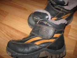ботинки зимние  фламинго 30р