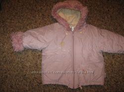 курточка зимняя 92р