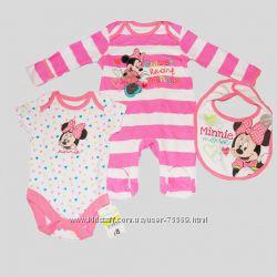 Комплекты Disney для новорожденных. Англия