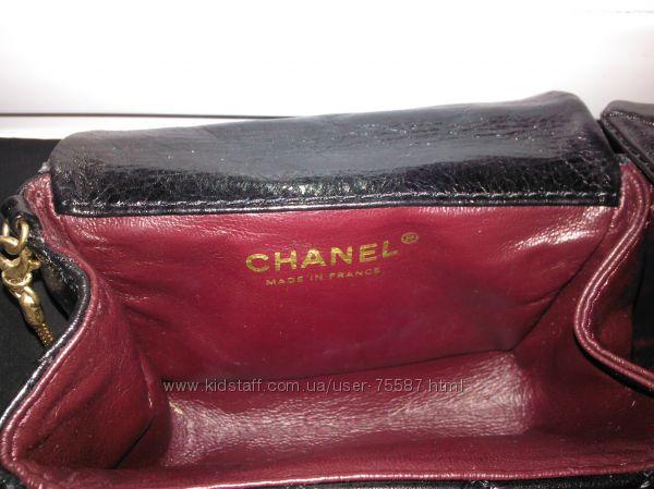Косметичка клатч сhanel оригинал Chanel, цена - 650 грн