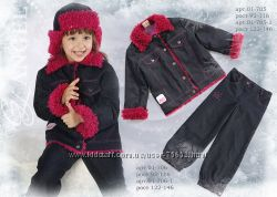 В наличии Утепленная курточка ТМ MONE