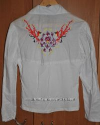 Блуза WAGGON PARIS оригинал р. L