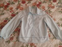 Стильная рубашечка Benetton 2-3 года