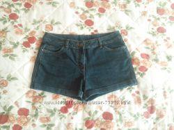 джинсовые шорты GEORGE размер 10