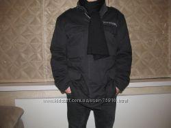 фирменная куртка HAUPTSTADTROCKER  Lразмер снизила цену