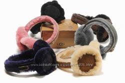Меховые наушнички Ugg Australia, чтобы ушки не мерзли