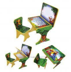 Красиві парти-зростайки та меблі для діток, якісні та доступні, новинки