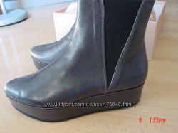 DESIGN MANIFATTURA итальянские кожаные ботинки