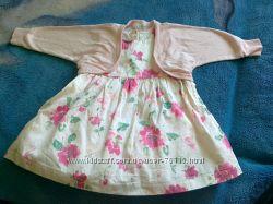 Платья, юбки, туники на 1-3 года часть 1
