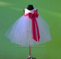 Платье из фатина сшить 14
