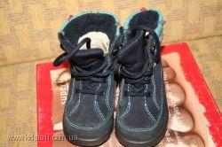 ботинки Superfit для мальчика, 19, размер, отличное состояние