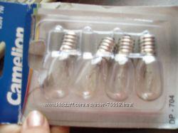 Лампа накаливания 4 шт для ночничков