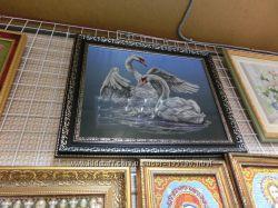 Картины ручной работы вышитые бисером распродажа