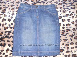 Новая Фирменная джинсовая юбка Остин снизила цену
