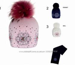Шикарные шапочки для девочек  Barbaras