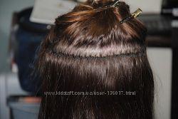 трессы волос для наращивания 50см 100грамм В наличии