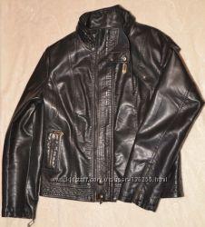 Продам куртку кожзам  XXL