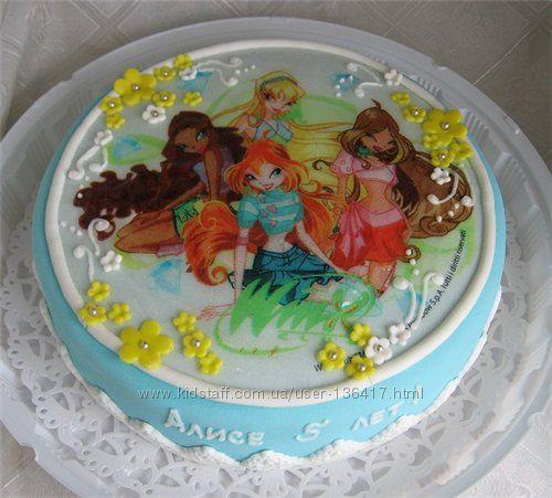 общем, картинка на вафельной бумаге на торт когда класть модели продолжают