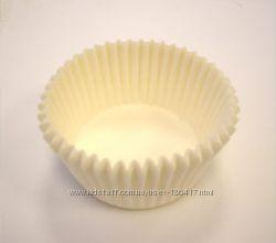 Бумажные тартолетки для выпечки и ажурные салфетки