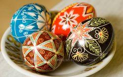 Термополоски для пасхальных яиц, золотые наклейки. Все для Пасхи