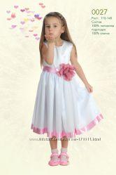 Нарядная и повседневная одежда для девочек от ТМ Лила.