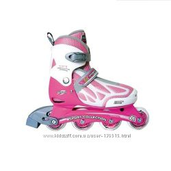 Роликовые коньки СК Dream New Pink 31-34 р. Бесплатная доставка