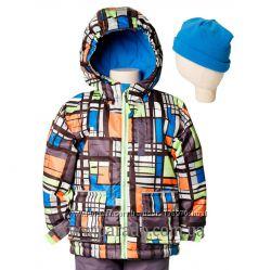 Демисезонные куртки для мальчиков Deux par Deux размеры 104 -140 см