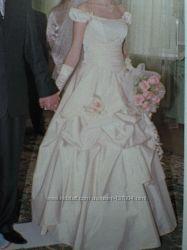 Волшебное свадебное платье дешево