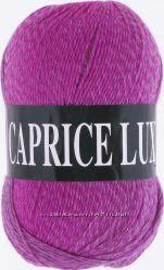 Пряжа Caprice Lux Vita 100 шерсть